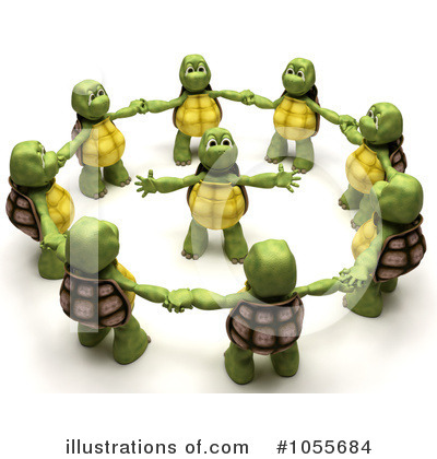 Tortoise Clipart #1055684 by KJ Pargeter