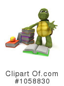 Tortoise Clipart #1058830 by KJ Pargeter