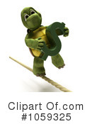 Tortoise Clipart #1059325 by KJ Pargeter