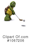 Tortoise Clipart #1067206 by KJ Pargeter