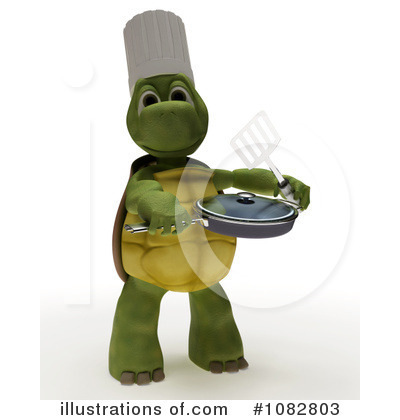 Chef Clipart #1082803 by KJ Pargeter