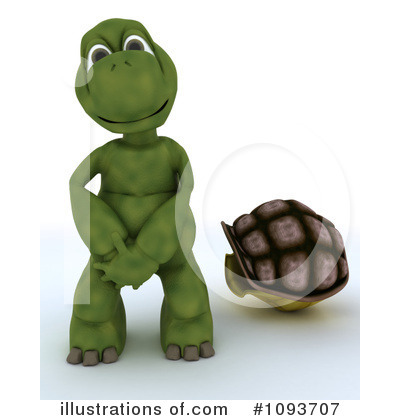 Tortoise Clipart #1093707 by KJ Pargeter