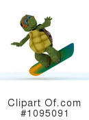 Tortoise Clipart #1095091 by KJ Pargeter