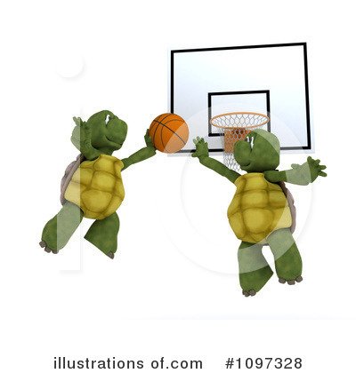 Tortoise Clipart #1097328 by KJ Pargeter