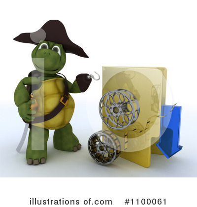 Tortoise Clipart #1100061 by KJ Pargeter