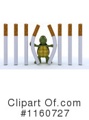 Royalty-Free (RF) Tortoise Clipart Illustration #1160727