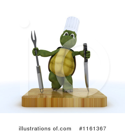 Chef Clipart #1161367 by KJ Pargeter