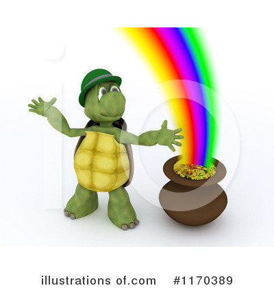 St Patricks Day Clipart #1170389 by KJ Pargeter