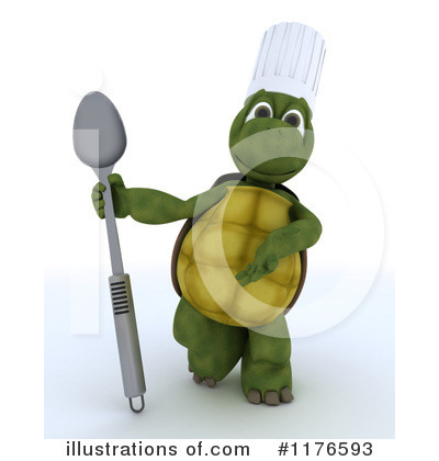 Chef Clipart #1176593 by KJ Pargeter
