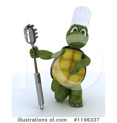 Chef Clipart #1196337 by KJ Pargeter