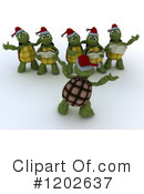 Tortoise Clipart #1202637 by KJ Pargeter