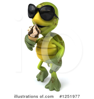 Tortoise Clipart #1251977 by Julos
