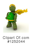 Tortoise Clipart #1252044 by KJ Pargeter