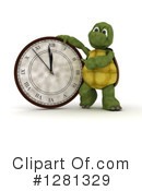 Tortoise Clipart #1281329 by KJ Pargeter