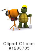 Tortoise Clipart #1290705 by KJ Pargeter