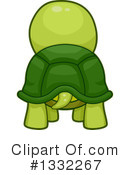 Royalty-Free (RF) Tortoise Clipart Illustration #1332267