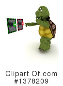 Tortoise Clipart #1378209 by KJ Pargeter