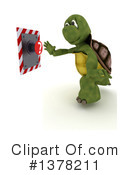 Tortoise Clipart #1378211 by KJ Pargeter