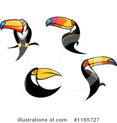 Bird Clipart #1165727 by Vector Tradition SM