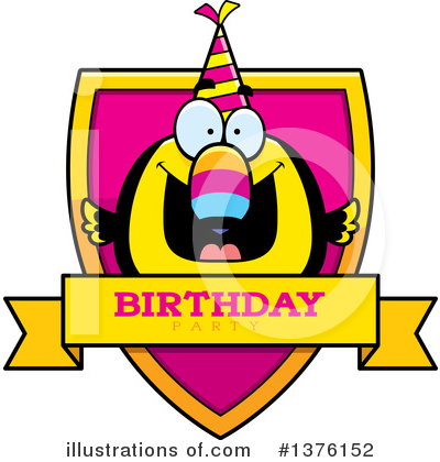 Party Hat Clipart #1376152 by Cory Thoman