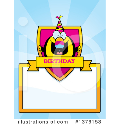 Party Hat Clipart #1376153 by Cory Thoman