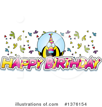 Party Hat Clipart #1376154 by Cory Thoman