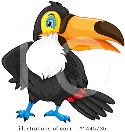 Wildlife Clipart #1445735 by Graphics RF