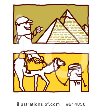 Tourists Clipart #214836 by NL shop