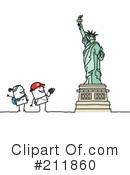 Tourists Clipart #211860 by NL shop