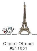 Tourists Clipart #211861 by NL shop