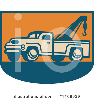 Pickup Clipart #1109939 by patrimonio