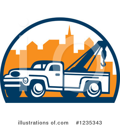 Pickup Clipart #1235343 by patrimonio
