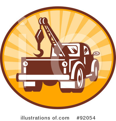 Towing Clipart #92054 by patrimonio