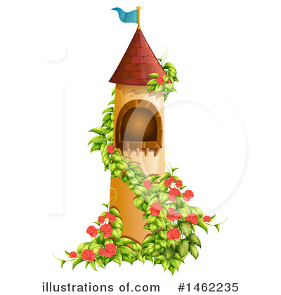 Rapunzel Clipart #1462235 by Graphics RF