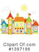 Town Clipart #1397196