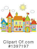 Town Clipart #1397197