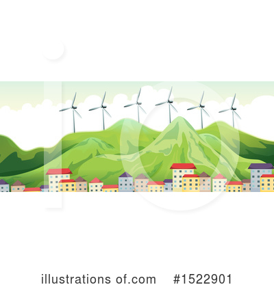 City Clipart #1522901 by Graphics RF