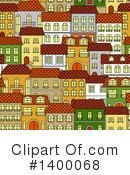 Town Home Clipart #1400068