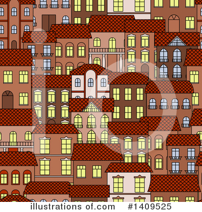 City Clipart #1409525 by Vector Tradition SM