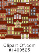 Townhome Clipart #1409525