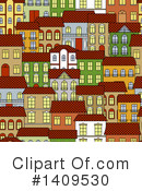 Townhome Clipart #1409530