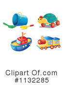 Toy Clipart #1132285 by Graphics RF