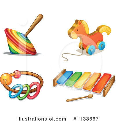 Xylophone Clipart #1133667 by Graphics RF