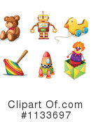 Toy Clipart #1133697 by Graphics RF