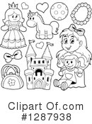Toy Clipart #1287938 by visekart
