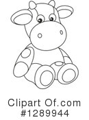 Royalty-Free (RF) Toy Clipart Illustration #1289944
