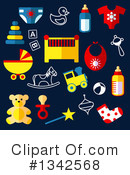 Toy Clipart #1342568 by Vector Tradition SM