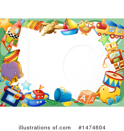 Toys Clipart #1474604 by Graphics RF