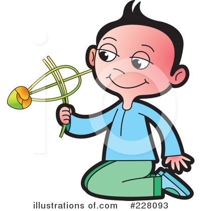 Boy Clipart #228093 by Lal Perera
