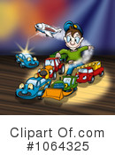 Toys Clipart #1064325 by dero